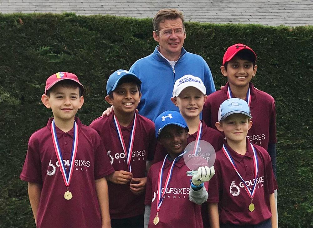 junior golf membership