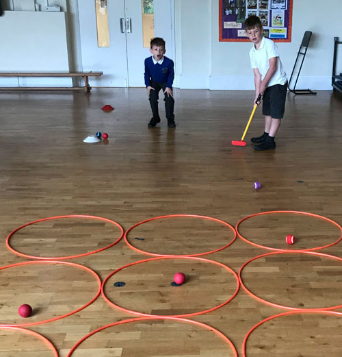 schools golf coaching